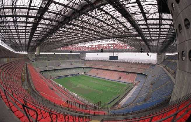 k 225 san siro milan - photo#22