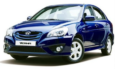 Hyundai Verna Transform 2010 In India Top Speed