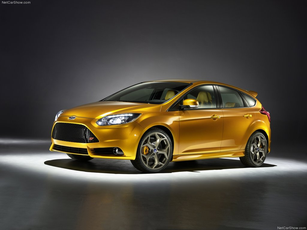 ford focus 2012 st vivid car. Black Bedroom Furniture Sets. Home Design Ideas