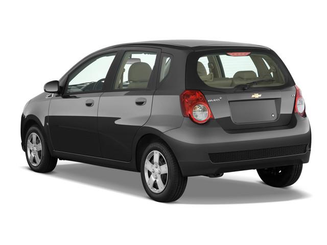 2011 Chevrolet Aveo LS LT