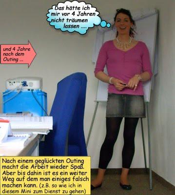 Transsexualität am Arbeitsplatz