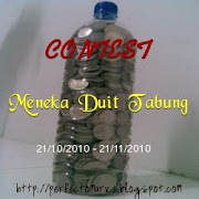 Contest Meneka Duit Tabung