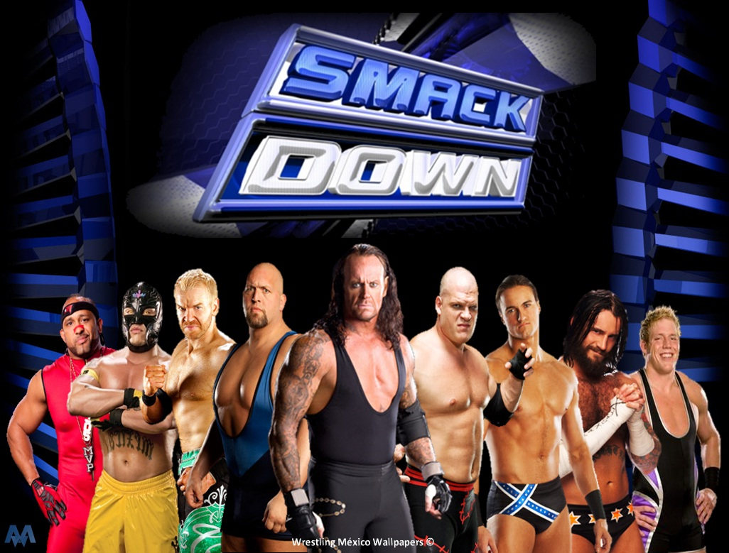 Wallpaper of Smackdown WWE SMACKDOWN - 15 OCTUBRE .