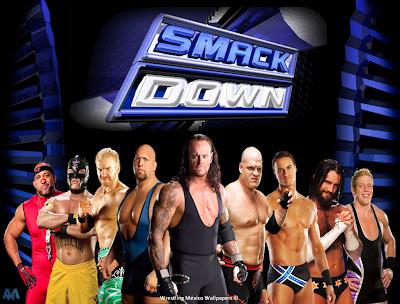 Wallpaper of Smackdown WWE SMACKDOWN - 15 OCTUBRE .