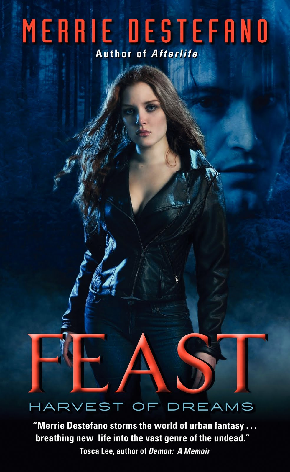 5bat! Review: Feast by Merrie Destefano