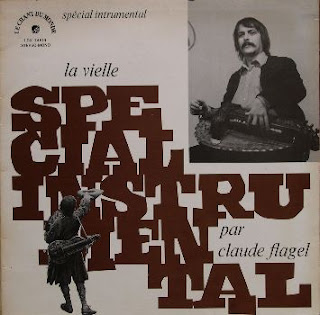Cover Album of Claude Flagel