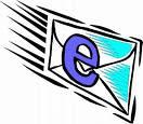 Entre em contato por e-mail