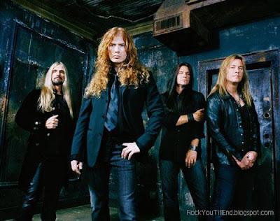 Megadeth Pic