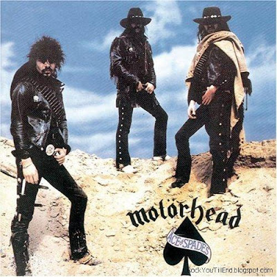 MotorHead album ace of spade