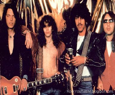 Thin Lizzy members