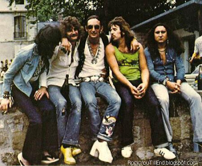 Uriah Heep Members