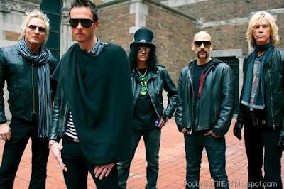 Velvet Revolver members