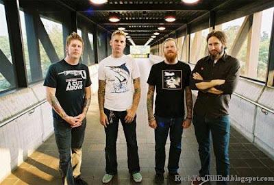 Mastodon Band pic