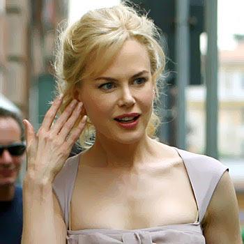 Nicole Kidman secrets