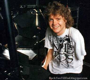 Rick Allen After accident