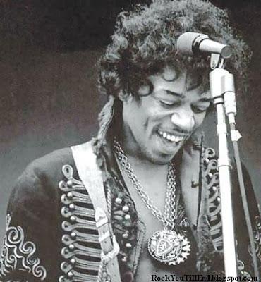 Jimi Hendrix (1942-1978)