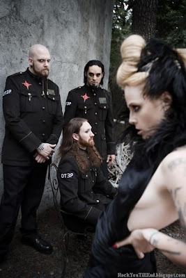 Otep metal band