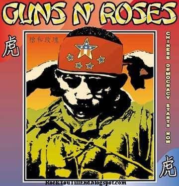 The Chinese Democracy Guns n' Roses