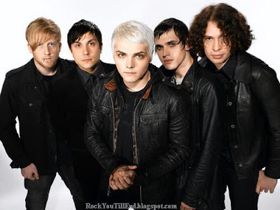My Chemical Romance album