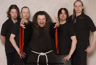 Candlemass Metal Band