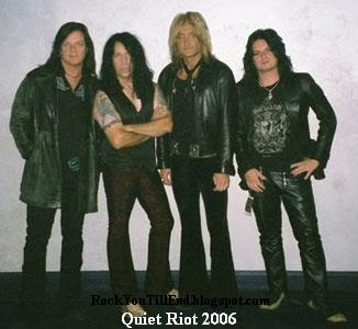 Quiet Riot Rock Band