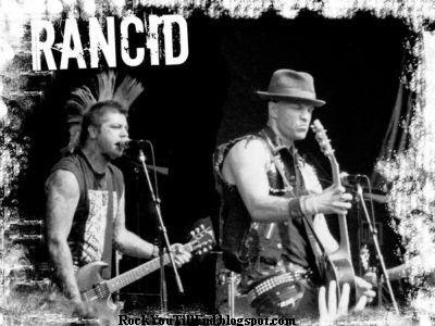 Rancid Performing