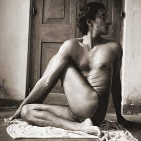 Anti Aging Treatments: The Twist Posture (Ardha Matsyendrasana)