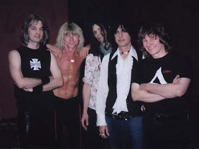 Kix band members