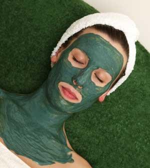 Herbal Green Peel