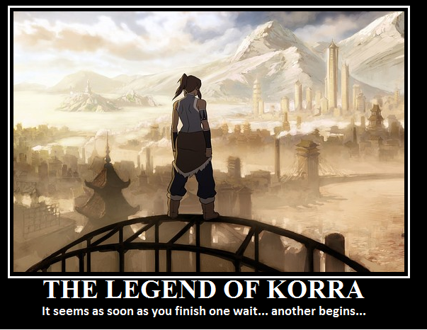 The Wired Story: Avatar: The LEGEND OF KORRA