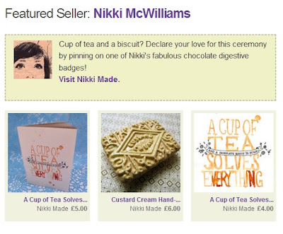 Good Times in my Folksy Shop