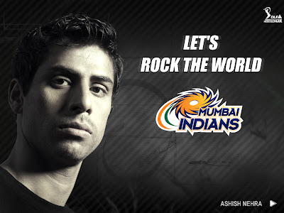 Mumbai Indians Wallpaper IPL 2009