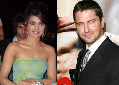 Gerard Butler marriage offer for Priyanka Chopra