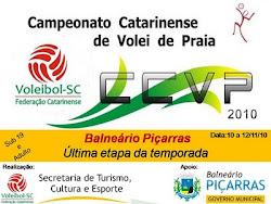 4ª Etapa Piçarras 2010