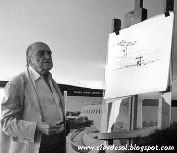 Oscar Niemeyer na Clave
