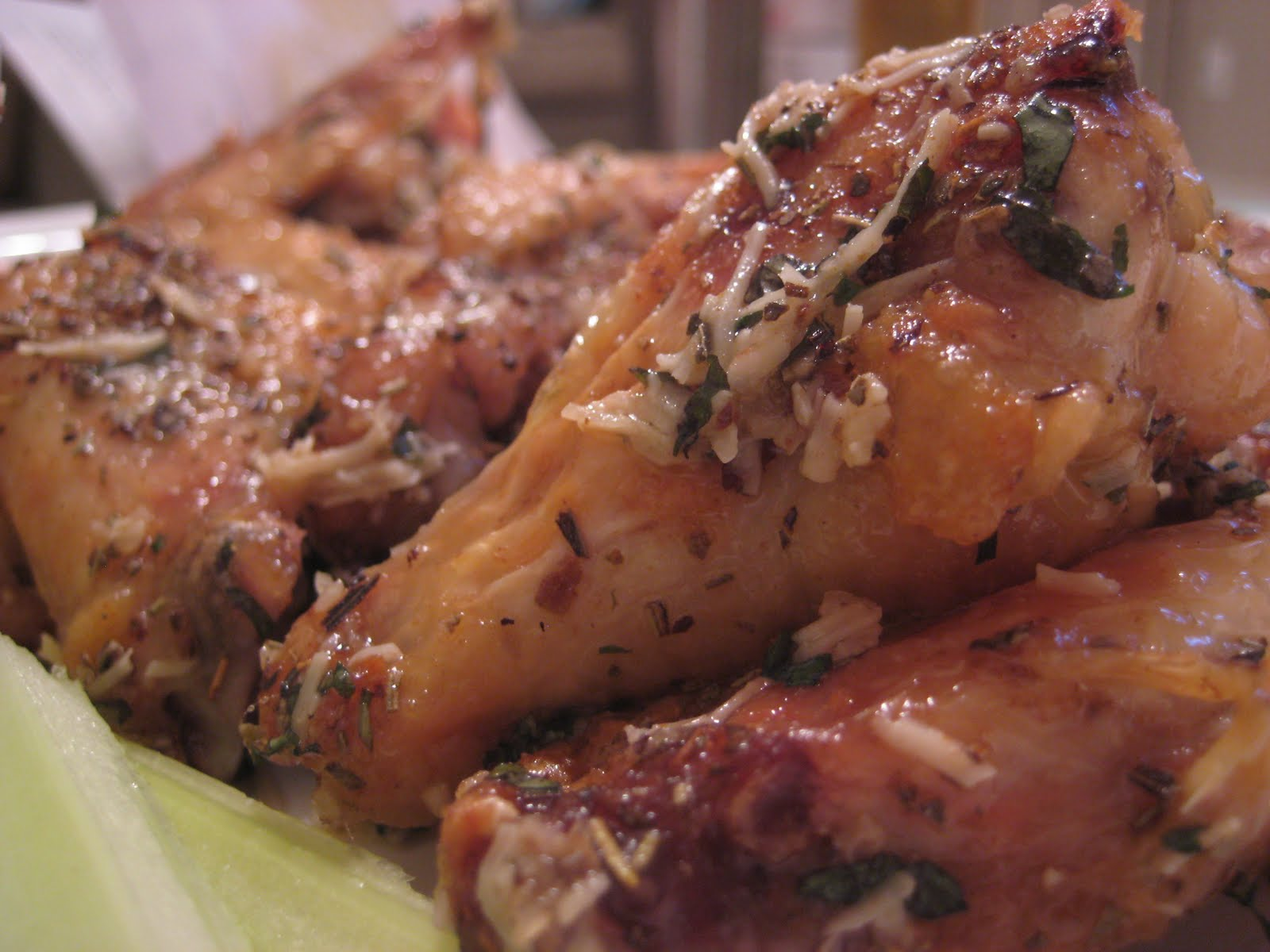 ... parmesan romano chicken baked parmesan garlic chicken wings freshherbs