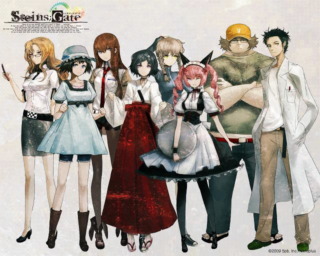 Steins Gate OP Single - Hacking to the Gate
