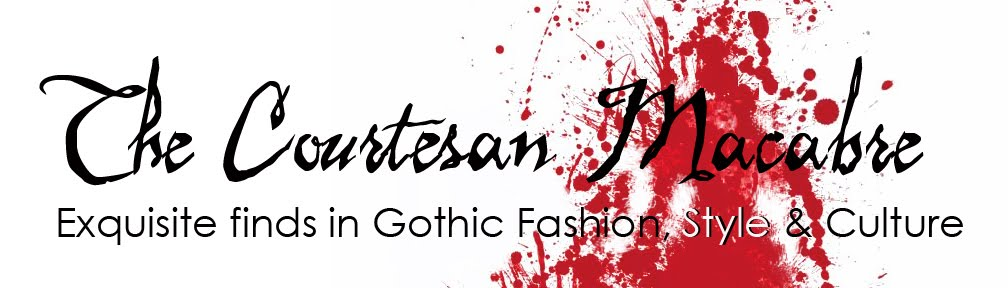 Courtesan Macabre - Gothic Fashion, Gothic Style