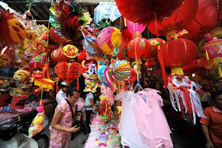 Hang Ma street - The colour culture of Old Quarter of Hanoi