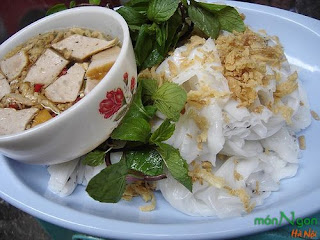 Thanh Tri spring-rolls