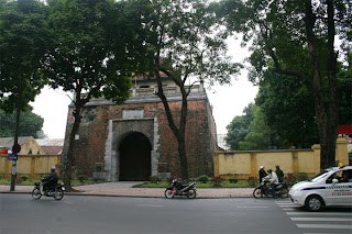 North citadel - glorious evidence a time in Hanoi