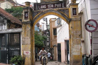 Yen Phu ornamental fish village- the beautyful sight in Hanoi
