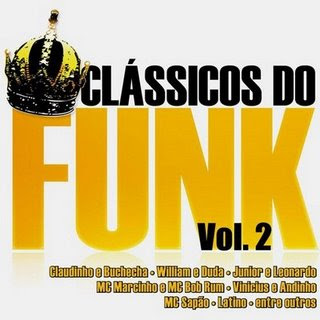 Cl�ssicos do Funk - Vol.2