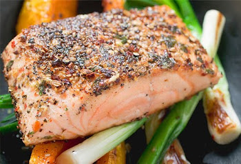Salmon Rico en Omega 3