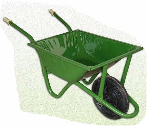 Jardiner a y florister a carretilla - Herramientas para jardineria ...