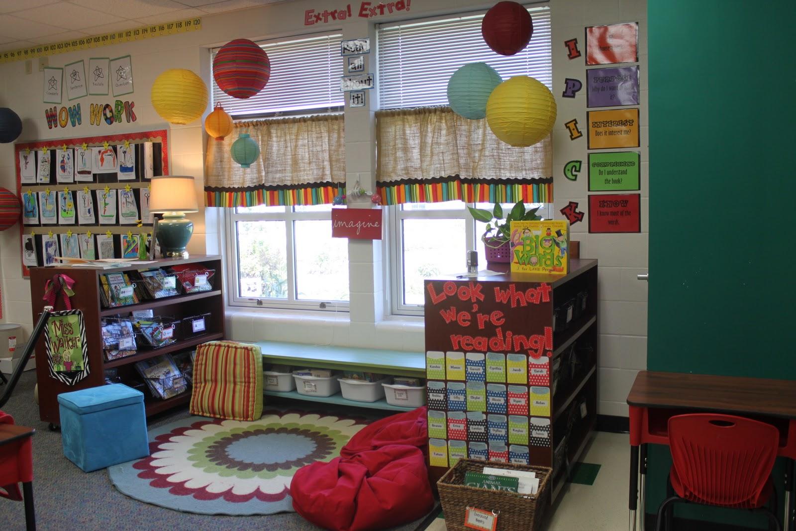 Beautiful Classroom Decoration Ideas ~ Modern classroom organization a to z teacher stuff forums