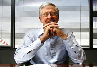 charles koch outline