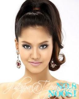 Yuwaret Sirirat Rueangsri - 10 Wanita Cantik Asia Tenggara - www.iniunik.web.id