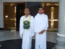 Time Wat Umrah...