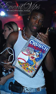 Gucci mane frosted flakes chain
